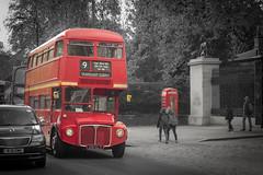 London Bus (westor27) Tags: bus london trafalgar londres autobus