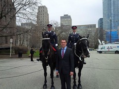 Monte marks Ontario's inaugural First Responders Day