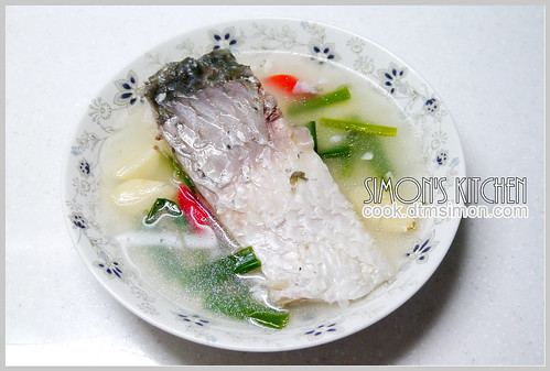 白灼草魚排07