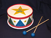 It's a Boy (macesicnada) Tags: blue boy red baby white green yellow cake toy shower drum fondat