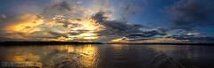 Sunset over the Amazon River (Marisa.Ishimatsu) Tags: sunset peru amazon loreto