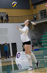 2014-01-09 UofA vs Wesmen (hepgphoto) Tags: university womens alberta volleyball pandas yeg