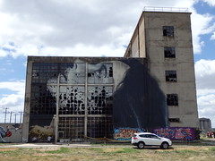 Rone...Geelong, Australia... (colourourcity) Tags: streetart art abandoned graffiti awesome ux powerhouse efc geelong rone urbex everfresh abando colourourcity powerhousegeelong colourourcitygeelong colourourcitypowerhouse