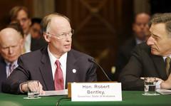 01-28-2015 Governor Bentley Testifies Before Senate EPW Committee