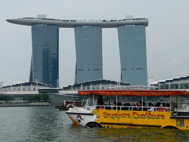 Singapore, River Cruise