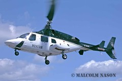 BELL 222A EI-BOR WESTAIR (shanairpic) Tags: helicopter shannon westair bell222 eibor