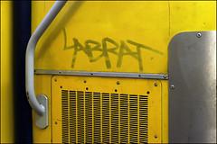 Labrat (Alex Ellison) Tags: uk england urban fcc graffiti boobs tag damage graff passengertrain labrat firstcapitalconnect bedfordlondonbrighton