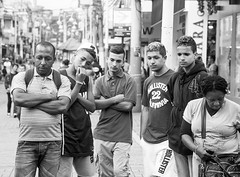 just people (jayme stern) Tags: people art rio de janeiro streetphotography
