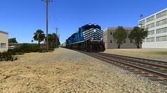 brickbuilder711_20150206_0021 (brickbuilder711) Tags: city winter plant haven tampa florida sub valley bone lakeland trainz csx q178 k996