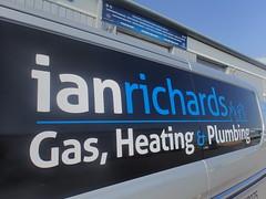 Ian Richards Gas, Heating & Plumbing Ford Custom (Elite Signs) Tags: signs plumbing gas vehicle plumber custom heating vangraphics vehiclewraps elitesigns vehiclelivery fordcustom vehiclebranding vehiclesignage elitesignsandgraphics