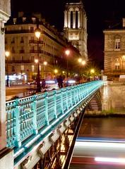 Paris la nuit (cedmitch26) Tags: paris pont notre dame soir nuit ville romantique darcole