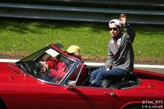 Japanese driver Kamui Kobayashi at Spa (Tim R-T-C) Tags: racetrack racecar sauber motorracing motorsport autosport carracing spafrancorchamps driversparade theracers belgiangrandprix kamuikobayashi
