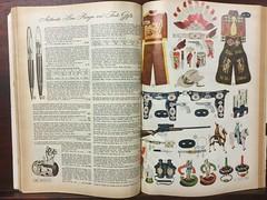 Montgomery Ward 1955 Christmas Book, Chicago, 295 Numbered Pages #Prior #Art #Montgomery #Ward.#1955 #Christmas #Catalog (JeepersMedia) Tags: christmas art 1955 catalog montgomery ward prior
