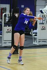 IMG_1087 (SJH Foto) Tags: school girls club high team teenagers teens volleyball burst mode serve tweens