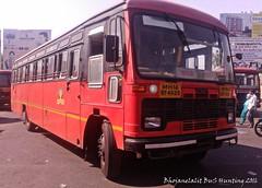 PANJIM -- MAHABALESHWAR (Lalit Bhojane MSRTC) Tags: msrtc