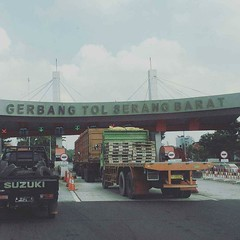 Start everyday with a new hope~. Good Morning . . . #repost Photo by : @marcisgun . . #morning #quote #monday #serang #gate #tolserangbarat #kotaserang #Banten #indonesia. . . http://kotaserang.net/1BFtNAa (kotaserang) Tags: new morning by start indonesia photo gate with quote good  everyday monday repost serang banten hope~ kotaserang instagram ifttt httpkotaserangcom marcisgun tolserangbarat