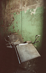Feet in the sirups please (tigeyguz) Tags: asylum statehospital old decay abandoned institution insane
