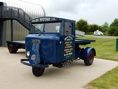 1943 Scammell Mechanical Horse 6 Ton (andrewgooch66) Tags: heritage classic truck vintage lorry commercial vehicle scarab scammell mechanicalhorse townsman gaydon2016