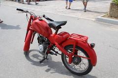 20150530 Davezieux Ardche - Rtromobile 07 - MOTOM SPASSO 50cc -(1950)-002 (anhndee) Tags: moto motorcycle ardeche motorbyke motorrad byke ardche rhonealpes annonay motosanciennes