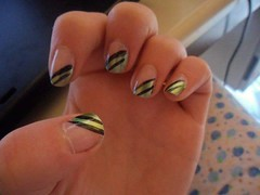 Transparent Meers green #nailart #green #nails (lilangel91) Tags: green nails nailart