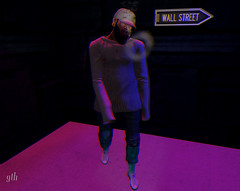 When I'm In L.A  (Master Tomas Aristotle (Owner Of Xyro)) Tags: blog blogger sl secondlife mensfashion 9thstreetstyle
