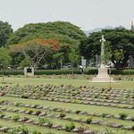 World War 2 Cemetery in Kanchanaburi thumbnail