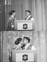 1 (walkthelightphotography) Tags: korean wedding traditional singapore beautifulshangrila ritualpeople couple together marriage unite love shangrilahotel