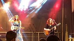 Ingrid Michaelson & Allie Moss (Rockin' KE) Tags: ukulele guitar stlouis bands missouri concerts y98 ingridmichaelson alliemoss