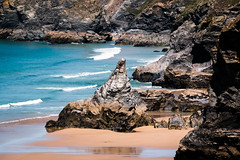 Most spectacular Beach - Cornwall - south west England (lukaszskatula) Tags: england beach spectacular seaside europe cornwall mostbeautiful