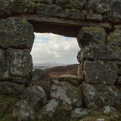 Suilven through the square window (squiffy1308) Tags: scotland sutherland westcoast nc500
