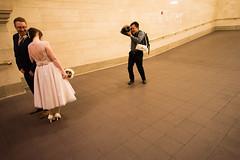 Nueva York, mayo 2016 (pslachevsky) Tags: newyork matrimonio fotgrafo novios grandcentralterminal estadosunidos nuevayork etatsunis estacindetrenes unitedstate