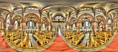 Stiftskirche Amneburg 160706 (Bianchista) Tags: panorama juli hdr amneburg 2016 kugelpanorama 360panorama bianchista stiftskirchestjohannesdertufer