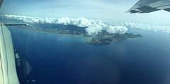 Oahu - Waimanalo (Melita S.A.) Tags: ocean flying oahu pano waimanalo sandys