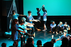 Stages of Half Moon - Equinox Youth Theatre, Hopscotch Hypnosis, 1 July 2016 (22) (Half Moon Theatre) Tags: moon youth theatre stages half equinox halfmoon halfmoontheatre