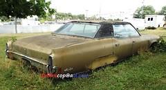 1970's Buick Ninty-Eight (dfirecop) Tags: auto buick pennsylvania pa vehicle 1970 carlisle 1100 autosales harrisburgpike nintyeight dfirecop lwmentzer
