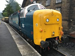 Photo of 55022 as 55007 Grosmont