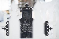 Cementerio fins (fernando garca redondo) Tags: cementerio finlandia