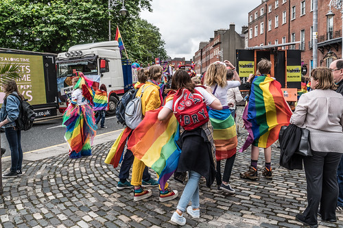 PRIDE PARADE AND FESTIVAL [DUBLIN 2016]-117996