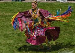 Pow Wow Wendake (jora63) Tags: costume indien couleur powwow tribu wendake huronwendat 20160626