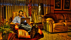 DSC00065_HDR (fahd.b.iqbal) Tags: nightphotography portrait selfportrait yellow night portraits landscape photography sony indoor dhaka alpha bangladesh hdr gulshan indoorphotography hdrphotography a6300