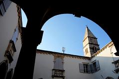Minorite Monastery, Piran / Slovenia (anji) Tags: slovenia slovenija exyu exyugoslavia balkans istria istra adriaticsea adriatic jadran piran pirano
