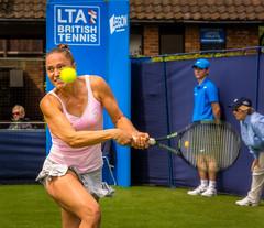 Eyes on the ball (tom ballard2009) Tags: grass sport ball sussex eyes women lawn tennis eastbourne racket wta lta bondarenko kateryna devonshirepark