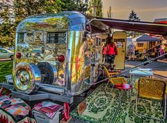 Silver Streak (Steve Walser) Tags: camping trailer rv traveltrailer silverstreak