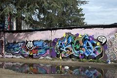 HallWorks - 063 (Jupiter-JPTR) Tags: sf germany graffiti cologne colonia halloffame kea ccaa netz jptr uebel hallb hallworks