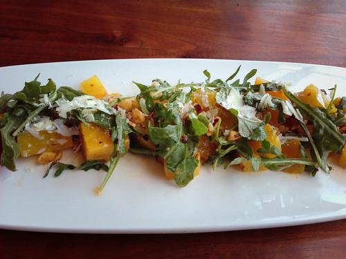 Beet Salad at Marina Kitchen, San Diego Marina