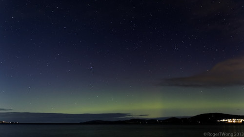 20130519-01-Aurora Australis from Taroona Beach