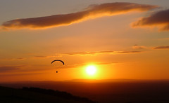 2013 0522 038 (LDLUX4) Devil's Dyke (Lucy Melford) Tags: sunset downs south gliding hang leicadlux4