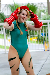 chibiserenade-cammy21 (CammyFan) Tags: anime japan costume cosplay manga videogame pigtails cammy streetfighter chunli capcom  fightinggame cammywhite    cammyfan wwwcammyfancom cannonspike