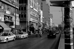 Athens (boklm) Tags: greece athens 2010 leicam6 leica bw film fuji neopan fujineopanss neopanss 100