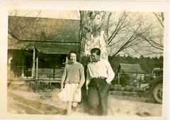 Dorothy and Vernon Freeman (CornandCotton) Tags: rebecca genealogy freeman bullington turnercounty